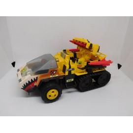 Vehiculo Gi Joe Tiger Cat Tiger Force. 1985. Hasbro.