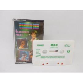 Cinta obsequio Super Pop años 80 de los Hombres G y Dunca Dhu.