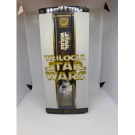 Trilogía Star Wars Masterizada en VHS. Año 2000. George Lucas.
