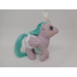 Pequeño Pony, Pony Bebe. Hasbro. 1987.
