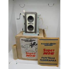 Proyector de Dibujos animados Super Nic. SuperNic. Cine.