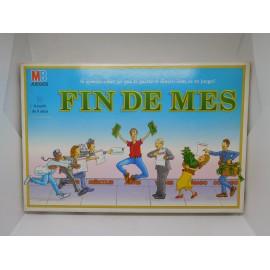Juego de mesa Fin de Mes. MB. 1997, Descatalogado.