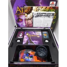 Juego de mesa Atmosfear. Con DVD, Edición especial 20 Aniversario. Borras. 2011.