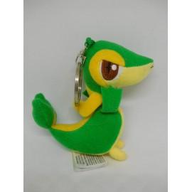 Llavero peluche personaje de Pokemon. Tomy.