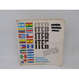 Libro Diccionario Iter. Sopena. 1981. Ref 1.