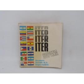 Libro Diccionario Iter. Sopena. 1983. Ref 2.