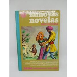 Tebeo Famosas Novelas. Volumen XII. 1979. 2ª edición.