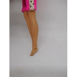 Muñeca Barbie años 80. Mattel Congost 1966, España.