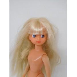Muñeca Chabel de Feber. Años 80. De las pequeñas.