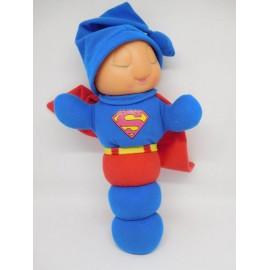 Muñeco GusiLuz Gusi luz de Superman. DC.