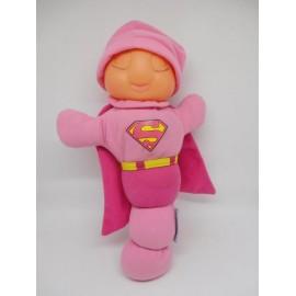 Muñeco GusiLuz Gusi luz de Supergirl Superman. DC.