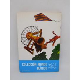 Libro Colección Mundo Mágico 34, Las Cosas del Abuela. Noguer. Premio Lazarillo 1981.