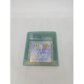 Juego Nintendo Game Boy Color Pokemon. Edición Cristal. Funcionando. Pal Ed. España.