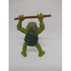 Figura de goma pvc Tortuga Ninja. 1988. Yolanda.
