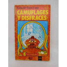 Libro Camuflages y disfraces. Plesa. SM. Guía del Buen Espía.