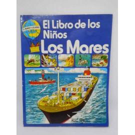 Libro El libro de los Mares. Colección el Mundo y los Niños. Plesa. SM.