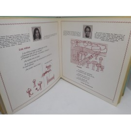 Libro Poesía para niños escrita por niños. Premio Gloria Fuerte. Ed. Garbancito. 1978. 124 páginas