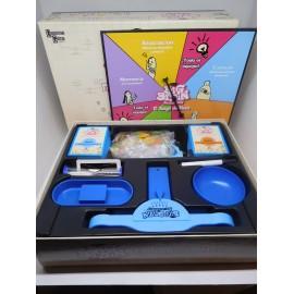 Juego de mesa Big Brain Academy. Simba. 2008. Descatalogado. Nintendo.