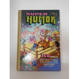 Tebeo Colección Super Humor nº VI. Ed. Bruguera. Año 1978. 2ª edición.