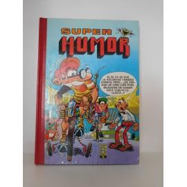 Tebeo Colección Super Humor nº 10. Ediciones B. 1989. 1ª edición.
