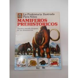 Colección Completa La Prehistoria Ilustrada para Niños. Ed. Plesa. SM. Años 80.