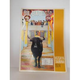 Revista Vizcaya Taurina Agosto 1974