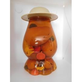 Figura grande de Mister Potato. Con muchas piezas en interior. Hasbro 2002. Ref 2.