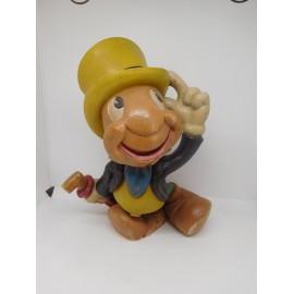 Figura Pepito Grillo de Pinocho. Walt Disney, Años 50. Único.