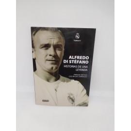 Libro Alfredo Di Stefano. Historias de una Leyenda. Everest. 2010.