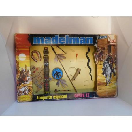 Caja Conjunto Especial Oeste II de Madelman.