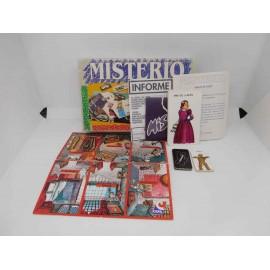 Juego Misterio de Cefa edición viaje. Completo y bien conservado.
