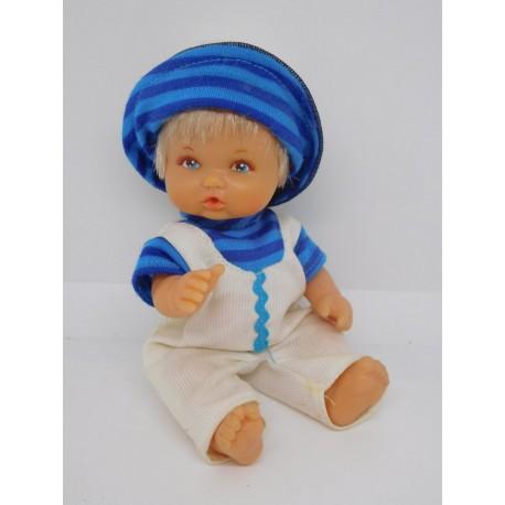 Bonito muñeco tipo Barriguitas 1990. Famosa. Precioso.