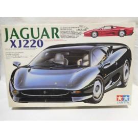 Maqueta de Jaguar XJ220. Tamiya.  En caja. Sin abrir.