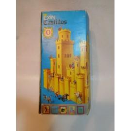 Exin Castillos Serie Azul número 0 en caja. Años 70. Completo, Con cierre metálico y tira azul. Imposible.