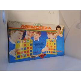 Juego Matchbox Memoriza. 1987. Completo.