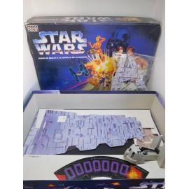 Juego Star Wars. Asalto a la Estrella de la Muerte. Parker. 1996.