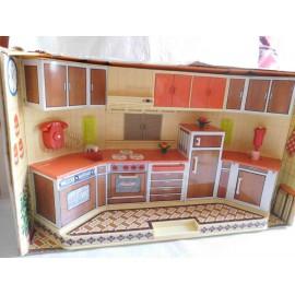 Super Cocina Supercocina de Rico. Años 70. En caja. Bien conservada.