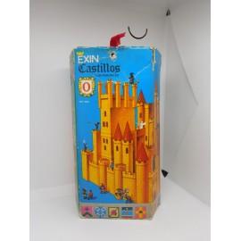 Exin Castillos nº0 en caja. Completo.