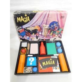 Juego magia Borras 20. Años 70.