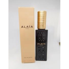 Miniatura Minitalla Alaia Paris. Eau de Parfum. 10 ml en caja.