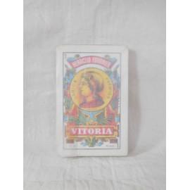 Baraja Fournier Vitoria nº 15 precintada. Años 70.
