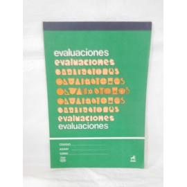 Libreta de Evaluaciones. Centauro. Años 70.