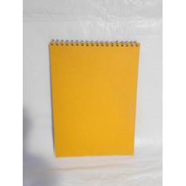 Cuaderno de pedidos. Espiral. Años 70-80.