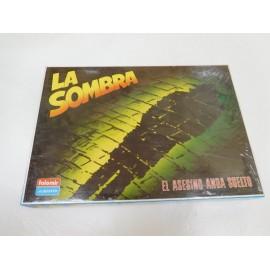 Juego La Sombra. Años 80. Falomir juegos. Nuevo.