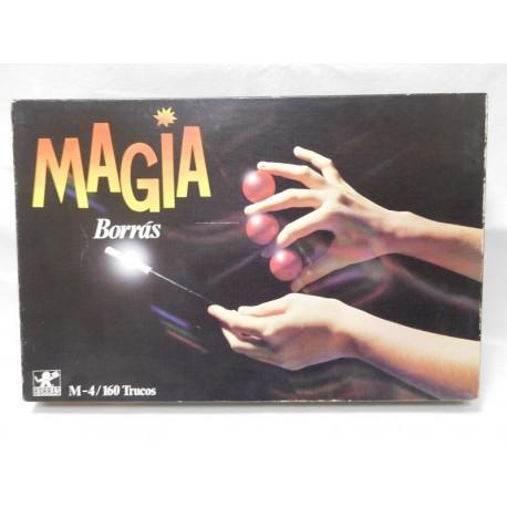 Juego De Mesa Magia Borras Con160 Trucos Anos 70 80 Completo