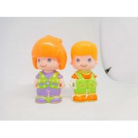 Muñecos  PIn y Pon Famosa nº 9