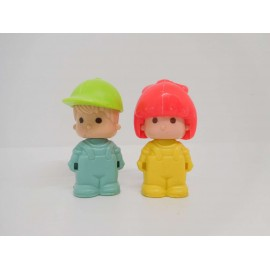 Muñecos  PIn y Pon Famosa nº 7