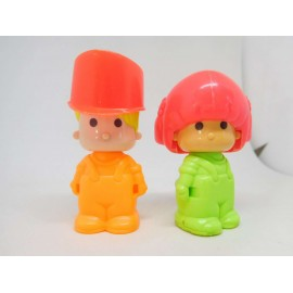 Muñecos  PIn y Pon Famosa nº 6