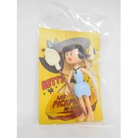Figura articulada de Betty de los Picapiedras Dtoys años 80