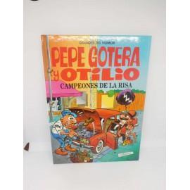 Pepe Gotera y Otilio. Campeones de la Risa. Colec. Grandes del Humor. El Periódico.